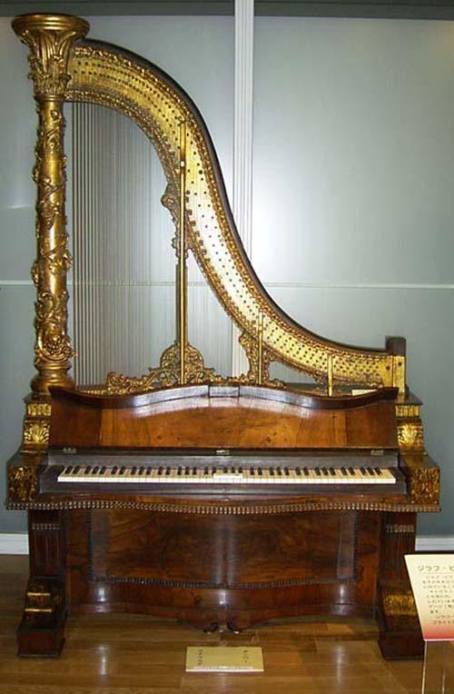 ジラフピアノ