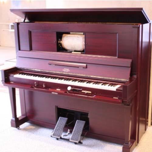 ロール式自動演奏ピアノ