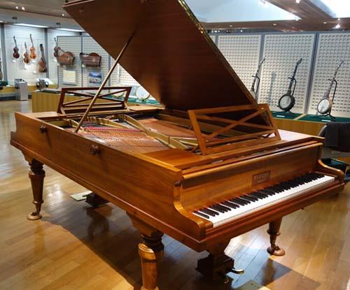二重奏用ピアノ