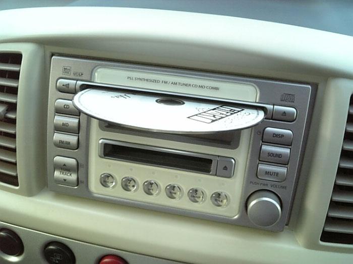 カーステレオ CD