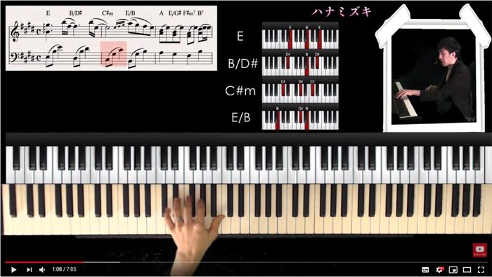 ピアノ弾き語り教室