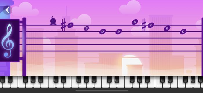 ピアノアカデミー ゲーム